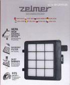 Vstupní HEPA filtr do vysavače  Galaxy 2, PULSER Zelmer 6012010128