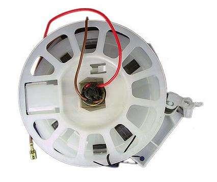 Naviják kompletní bez kabelu k vysavačům Furio/Meteor 2 Zelmer 259.0000 ZELMER ( náhradní díly )