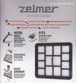 Zelmer 6012014012 výstupní HEPA filtr_vysavač Voyager Twix 01Z014