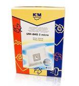 K&M UNI-BAG/ 5 micro sáčky do vysavače