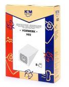 K&M V02 - 5 ks sáčky do vysavače