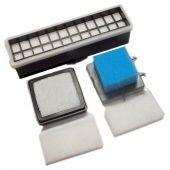 Sada filtrů - 5 ks do vysavačů Zelmer Delfín 719, Aquario 819, Aquos 829 - AJS FR-7791
