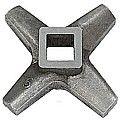 Zelmer nůž č. 5 malý jednostranný k mlýnku na maso typ 686,586,886,887.5.. ( Zelmer 86.1007 )