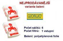 Worwo LUZ3V6 - 6 ks
