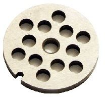 Zelmer sítko č.5 - 8 mm k mlýnku na maso typ 586,686,687,886,887.5..., ( 86.1242 ) ZELMER ( příslušenství )