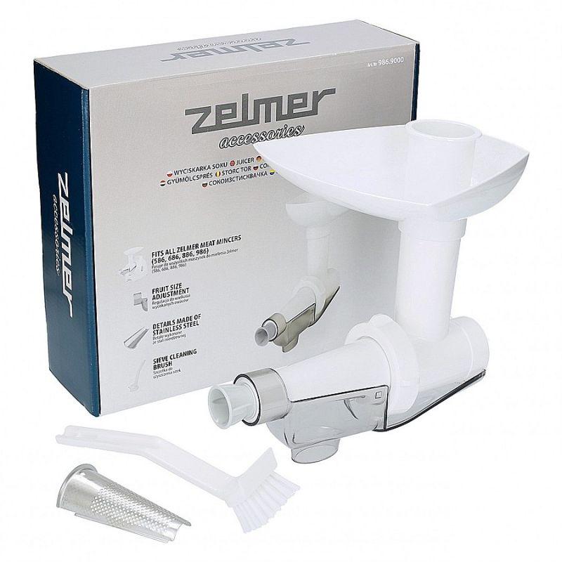 Přídavný lis na ovoce k mlýnkům na maso Zelmer ZMMA082W/986.9000 ZELMER ( příslušenství )