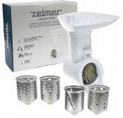 Originální sada přídavných struhadel k mlýnkům na maso Zelmer ZMMA086W/986.7000 ZELMER ( příslušenství )