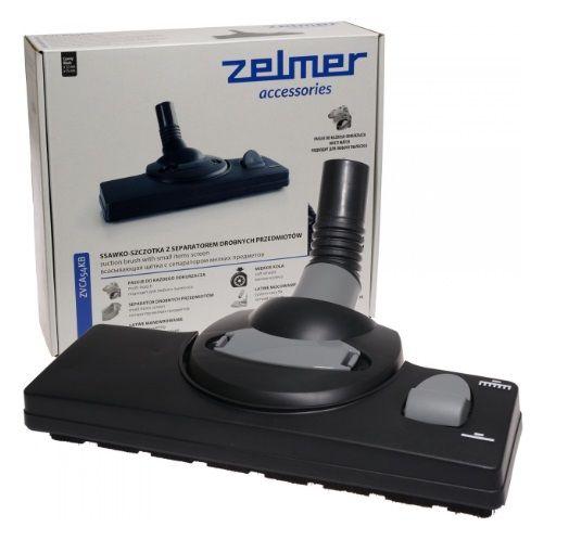 Originál podlahová hubice na kolečkách s kartáčem ZVCA54KB ( 549.0000 ) k vysavačům Zelmer ZELMER ( příslušenství )