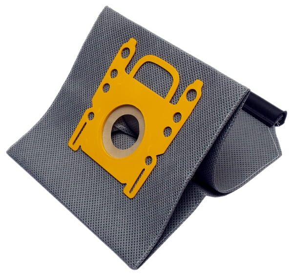 Textilní sáček vysypávací k vysavačům Bosch/Siemens - AJS WP-6398 - 1 ks